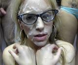 Blondie Fesser bukake3