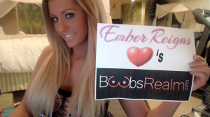 Ember Reigns BoobsRealm