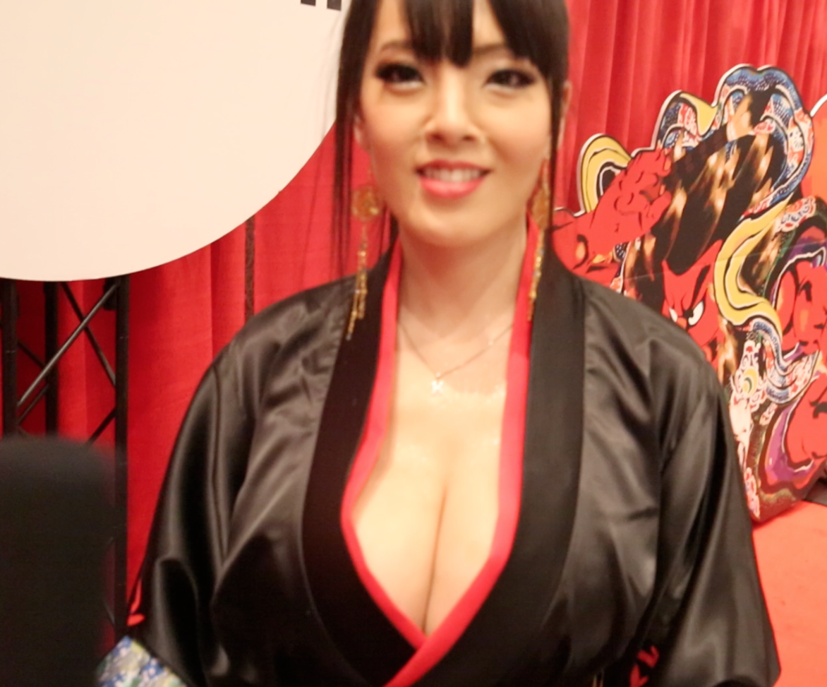 Hitomi Tanaka interview talks retirement, Samanta Lily new video