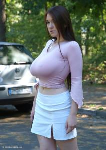 Tanya-song-pink-tshirt