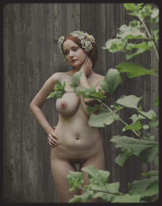 Natasha Dedov naked