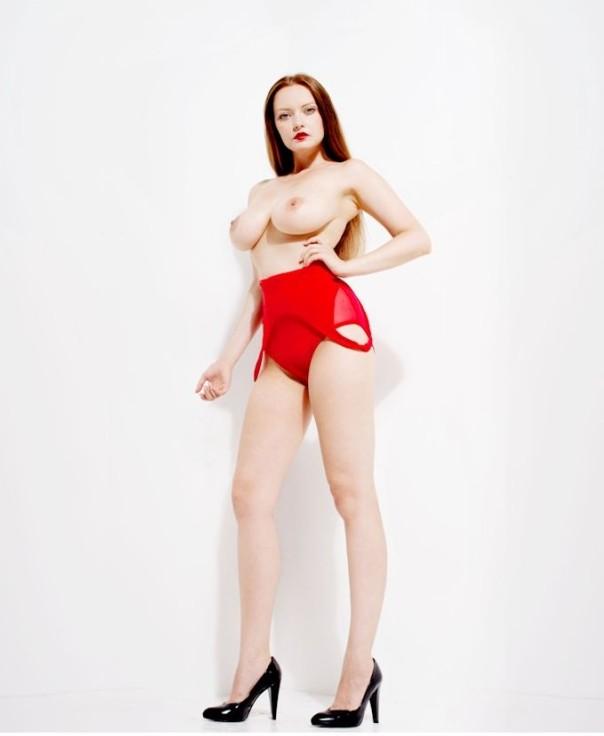 Natasha dedov topless
