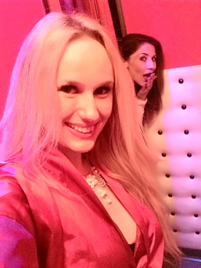 angel wicky selfie roberta gemma