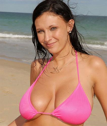 bella blaze bikini