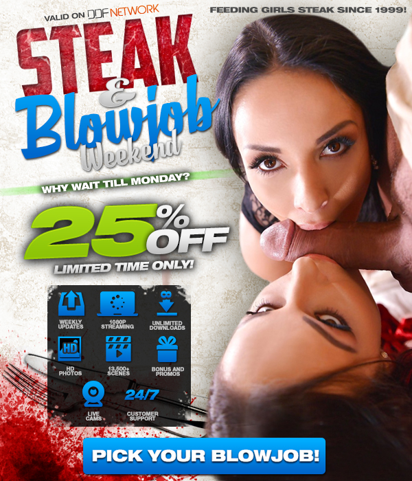 steak and blowjob