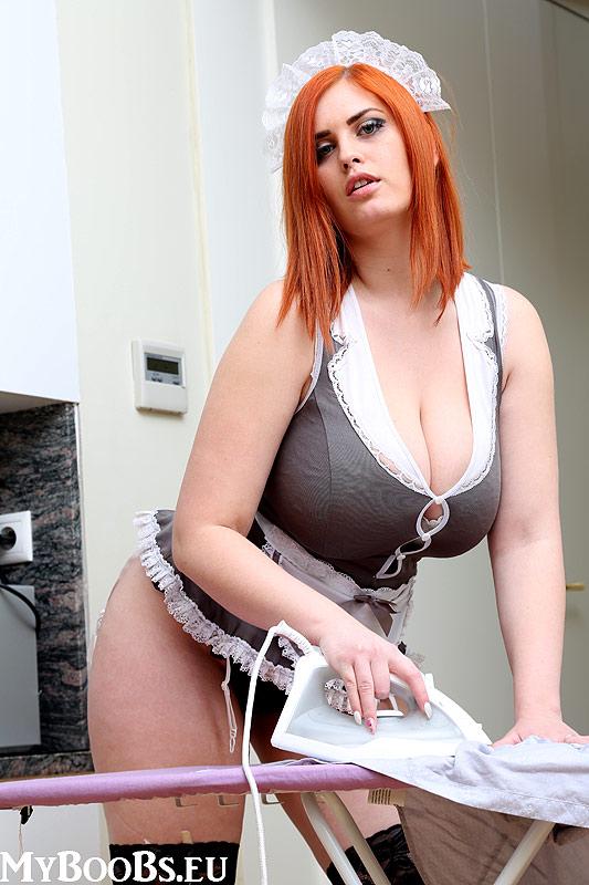alexsis faye busty maid