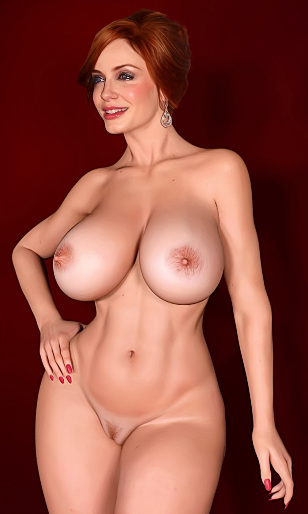 Joelle nude ex brunette