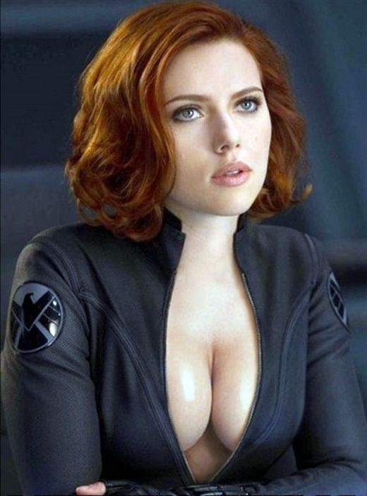 Scarlett Johansson robot, Ariel Winter big tits, ThatSubieGirl huge boobs