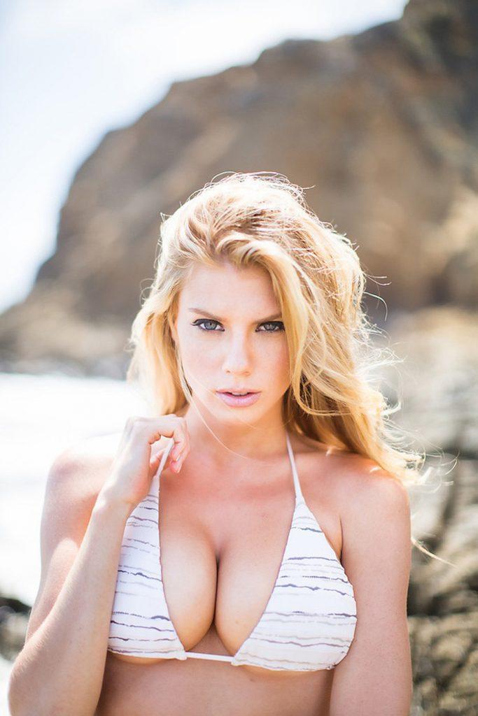 charlotte mckinney busty