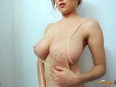 tessa fowler beige shower