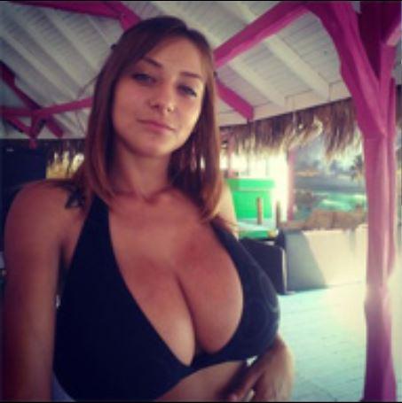 Gabriela Baeva naked, Amanda Love big tits grabbed