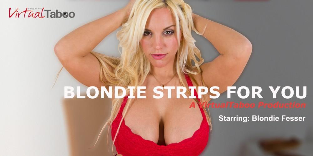 blondie fesser vr porn