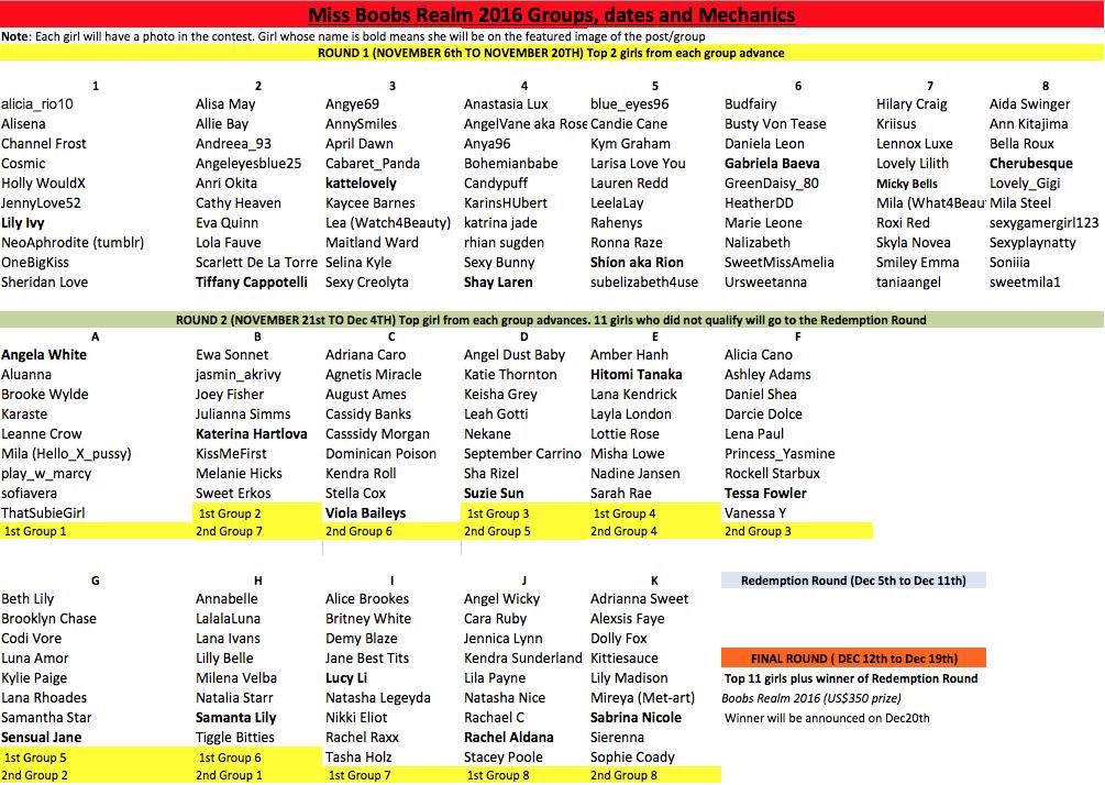 missboobsrealm2016 schedule