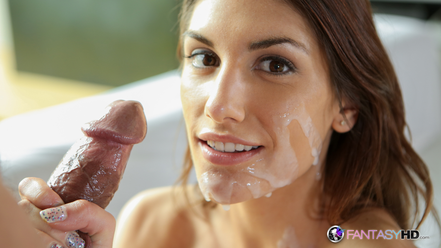 image Mature facials compilation 5