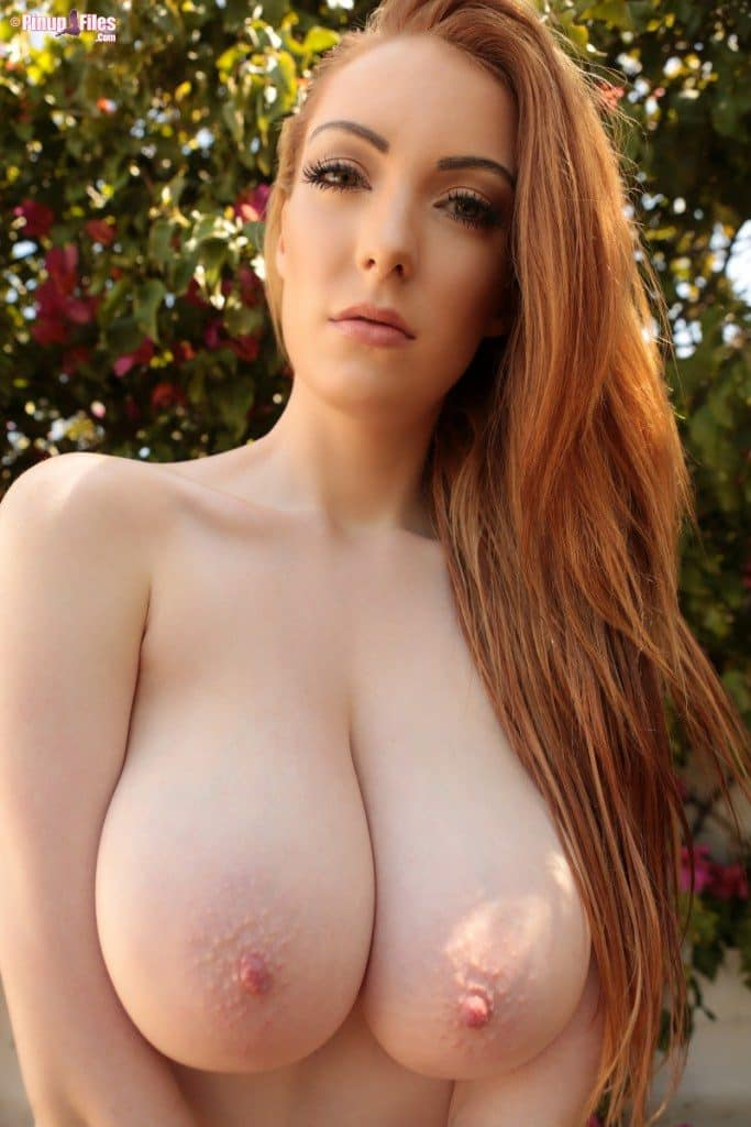 alice brookes pinupfiles topless