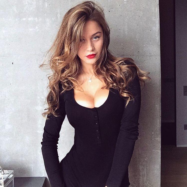 Olga katysheva model
