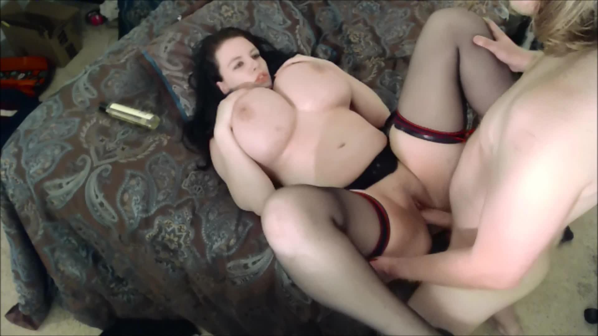 Lilith big boobs