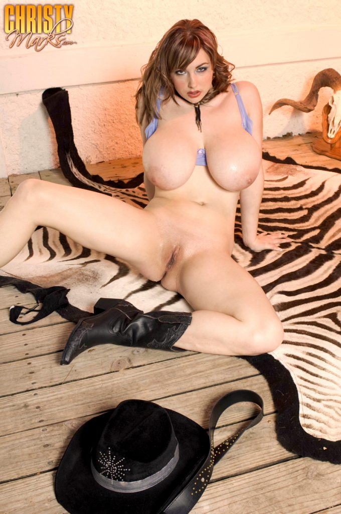 Christy Marks nude