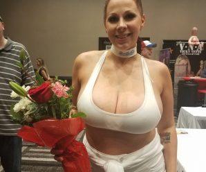Gianna Michaels big boobs are back, Brandy Talore returns to porn, Jasmine Black doing part-time porn