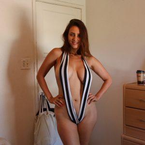 Rhonda biasi zishy big tits