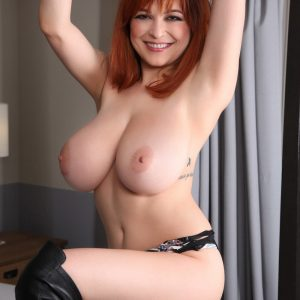 tessa fowler busty redhead