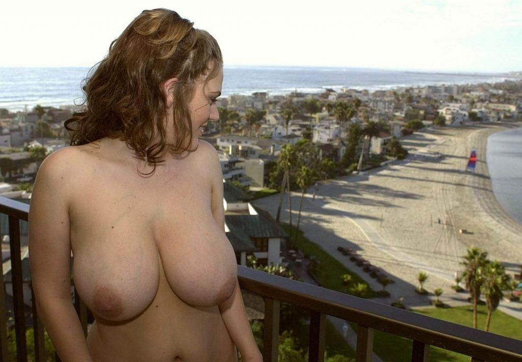 Sexy latin woman in bikini