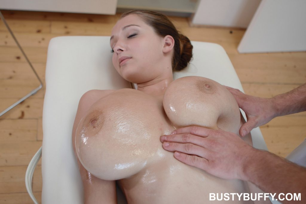 busty buffy tits massage