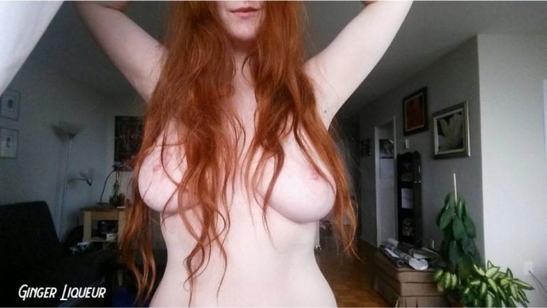 ginger liqueur big tits