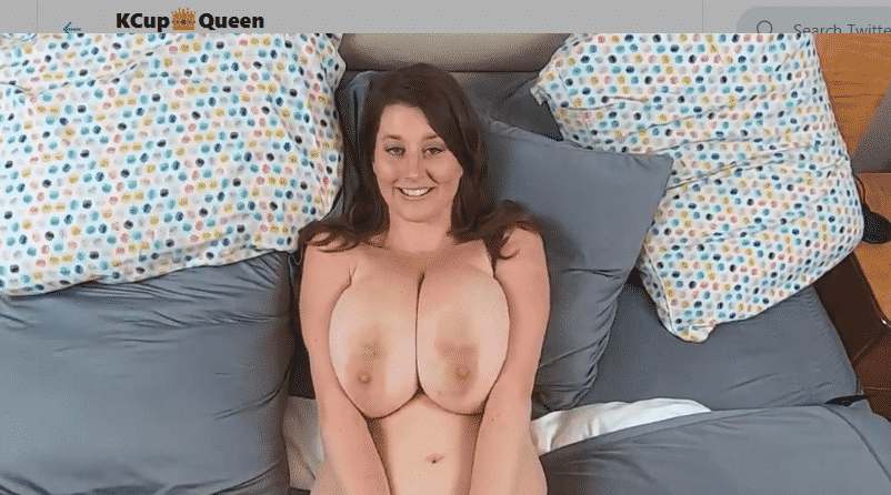 KcupQueen boobs