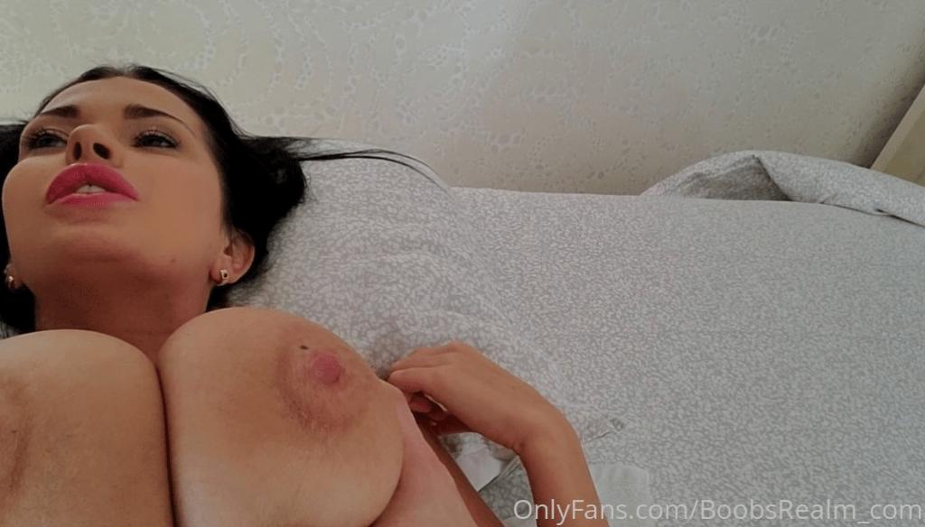 sha rizel tits grabbed