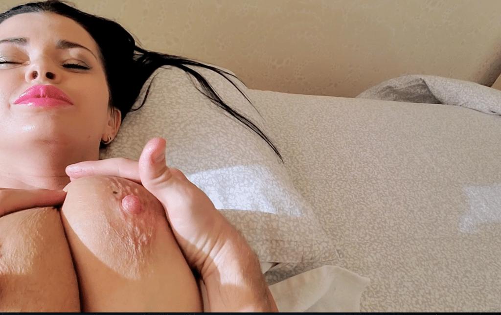 sha rizel boobs grabbing